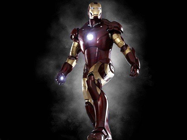 you can become a presentation superhero like Tony Stark became iron man
