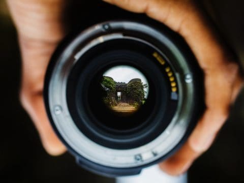 Presentation Focus is like a camera lens.